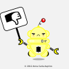 Kawaii robot VS social networks